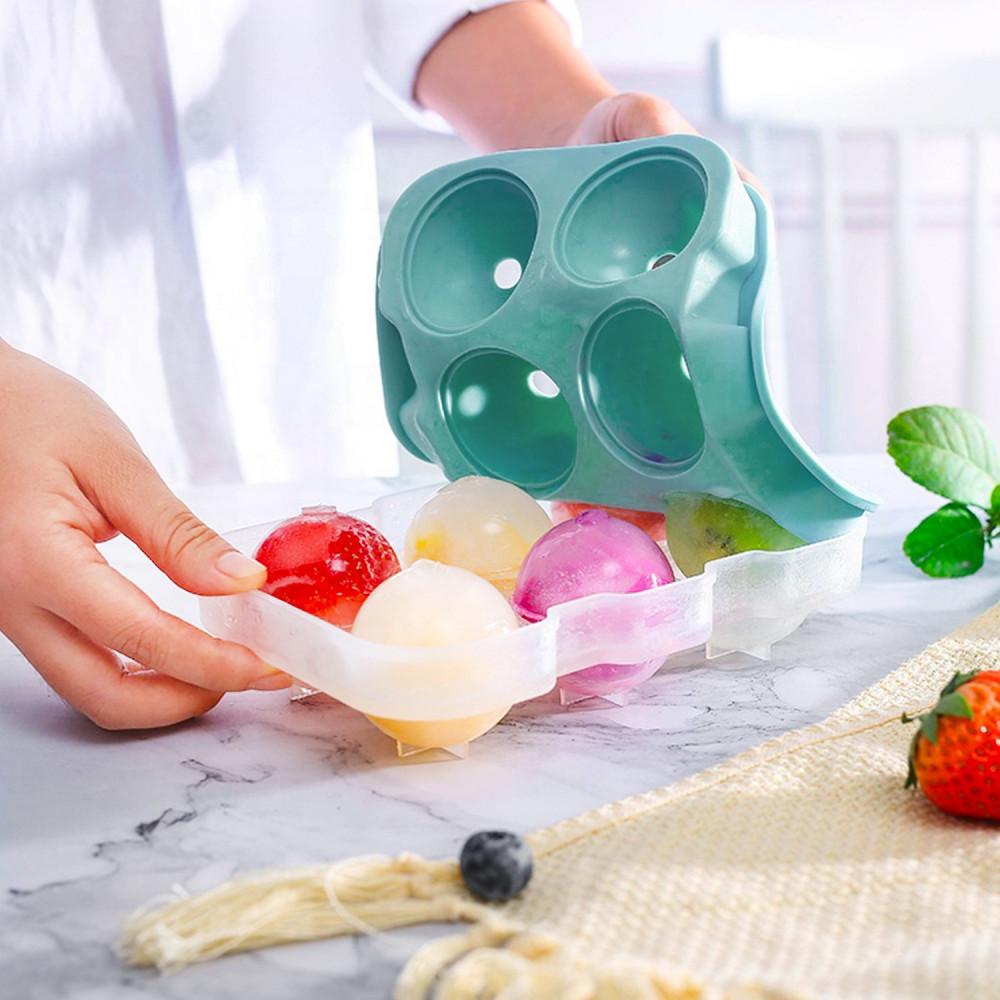 أفكار مشروبات للمسبح للشاليه للمنتجع قالب سيليكون ثلج أفكار قهوة باردة