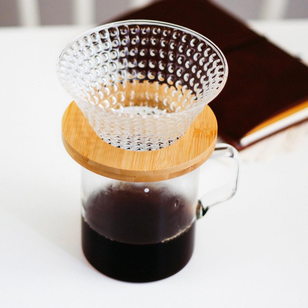 طريقة عمل القهوة المقطرة فلتر v60 كيمكس متجر أدوات القهوة المختصة