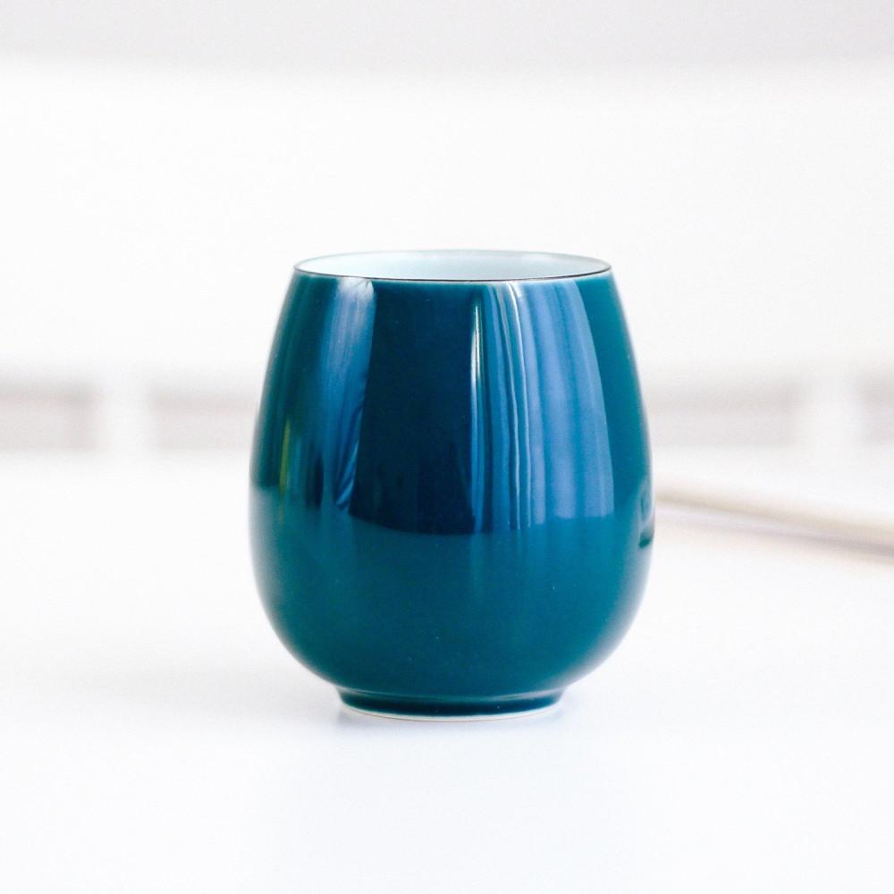 أكواب خزف سيراميك كوب لركن القهوة لون نركواز أزرق أفكار لركن القهوة