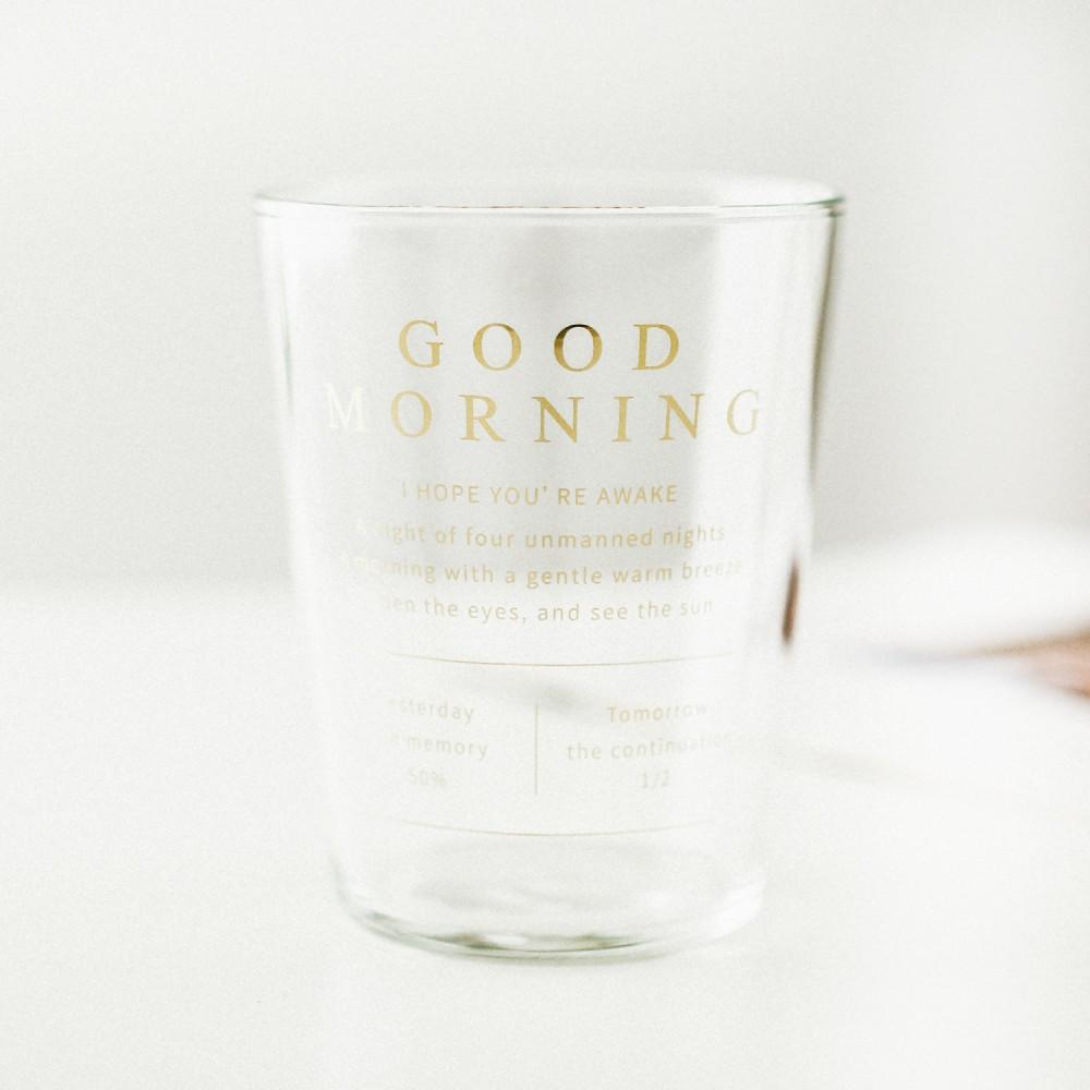 أكواب زجاج كبيرة كوب قهوة زجاجي شفاف قزاز أكواب زجاج للقهوه دبل متجر