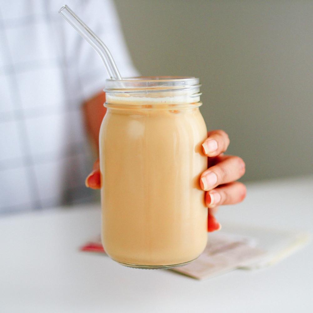 آيسد لاتيه سبانش لاتيه بستاشيو لاتيه قهوة مثلجة طريقة تحضير موهيتو