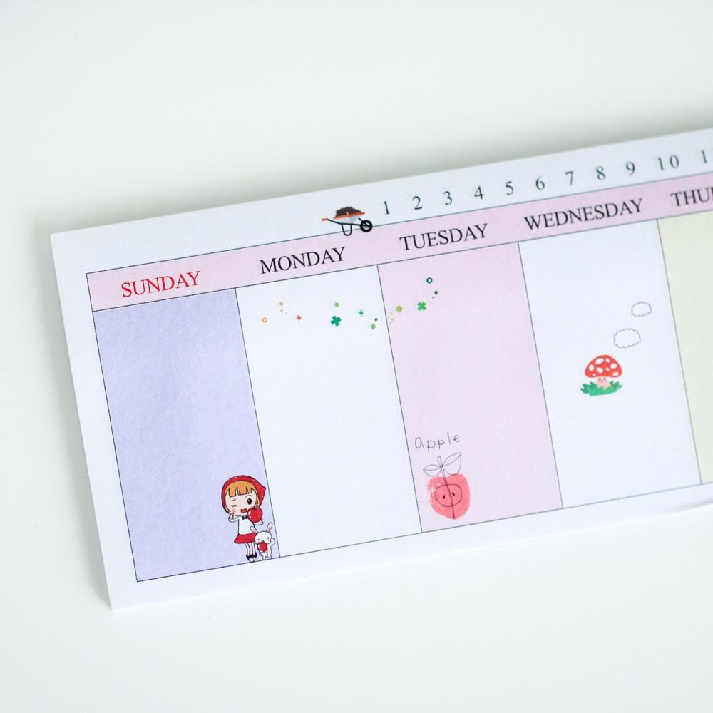 منظم مهام الشهر الجدول الشهري طرق تنظيم الوقت طريقة تنسيق المكتب أجندة