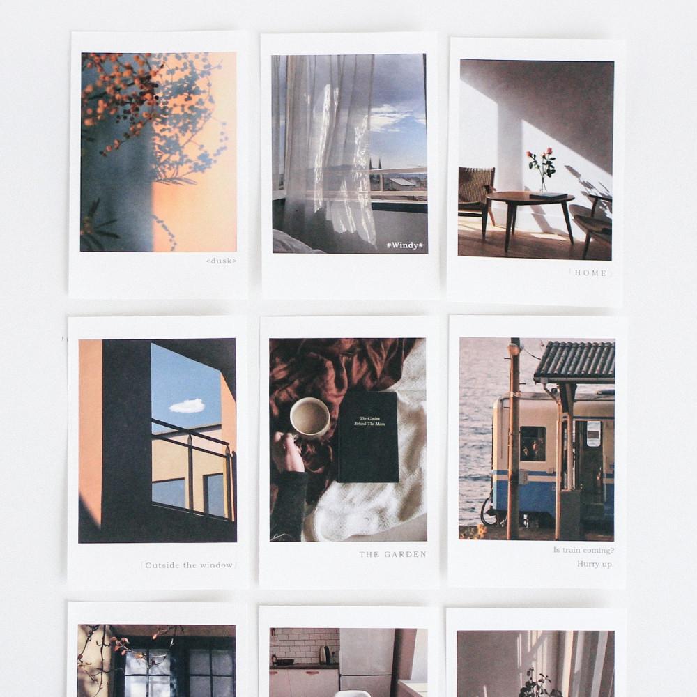 هدية صور انستقرام إضاءة مشابك صور فوتوغرافية ديكور غرفة النوم المكتب