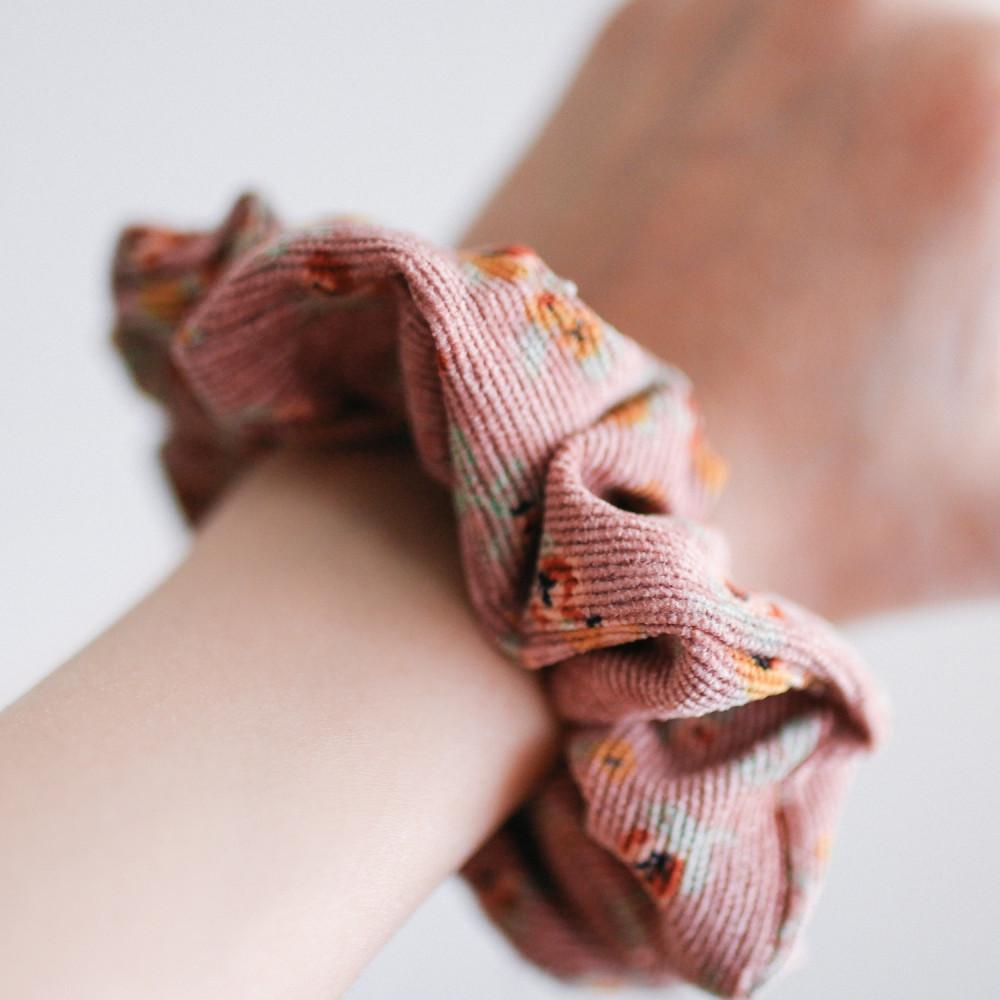 مجموعة ربطات شعر اكسسوارات شعر أطفال ربطة للبنات للمدرسة للجامعة قماش