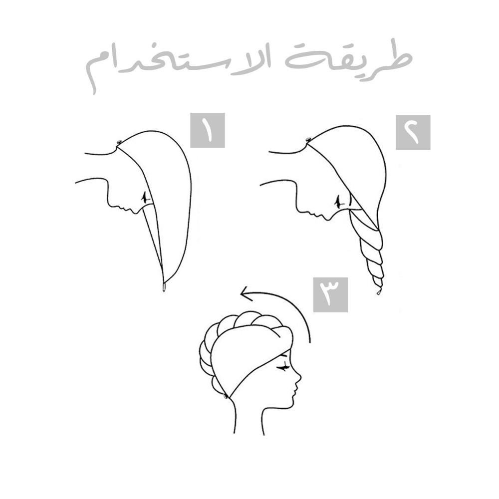 فوطة أفضل طريقة لتجفيف الشعر طريقة استخدام منشفة مايكروفايبر متجر