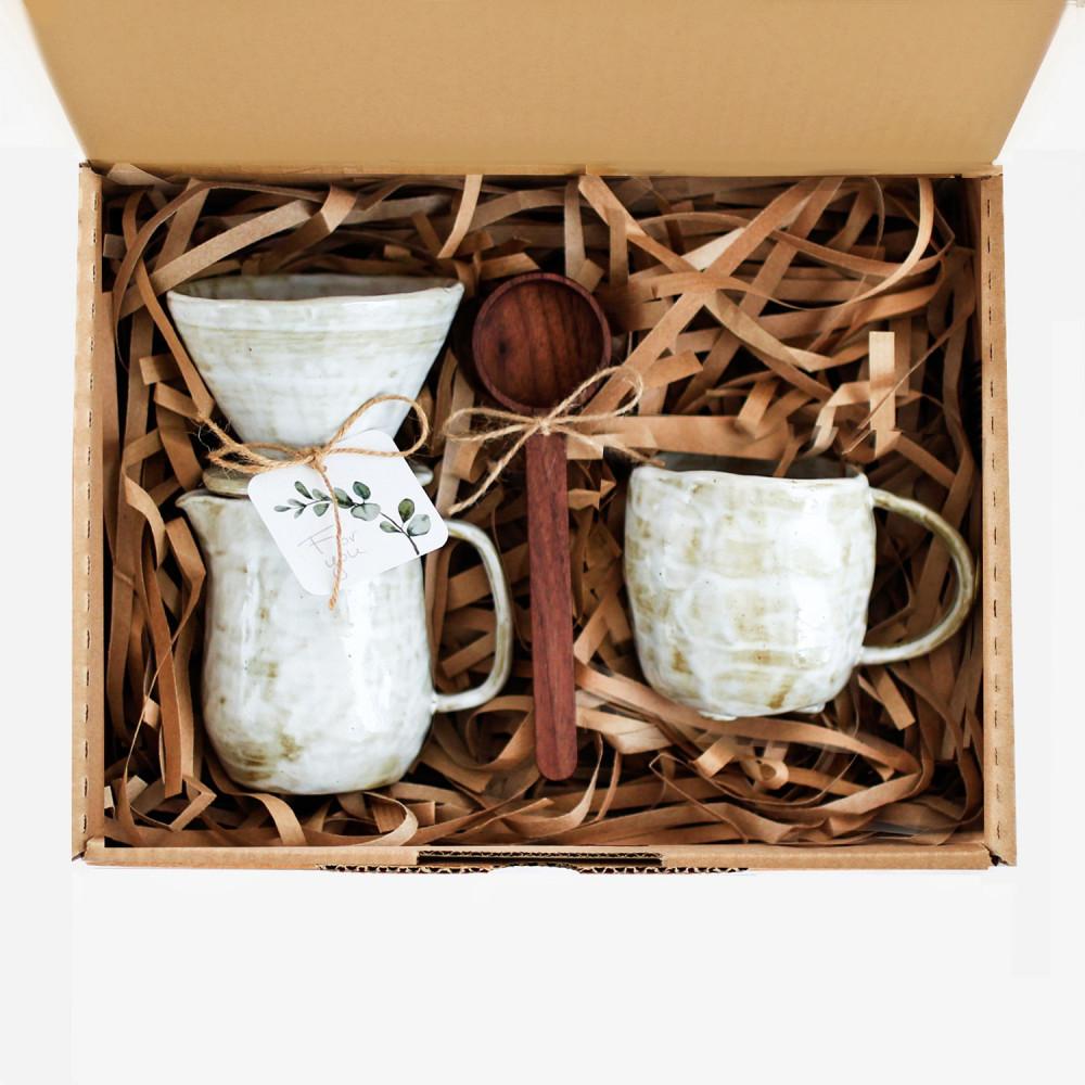 هدية أدوات تحضير القهوة المقطرة قهوة مختصة موقع هدايا رجالية  نسائية