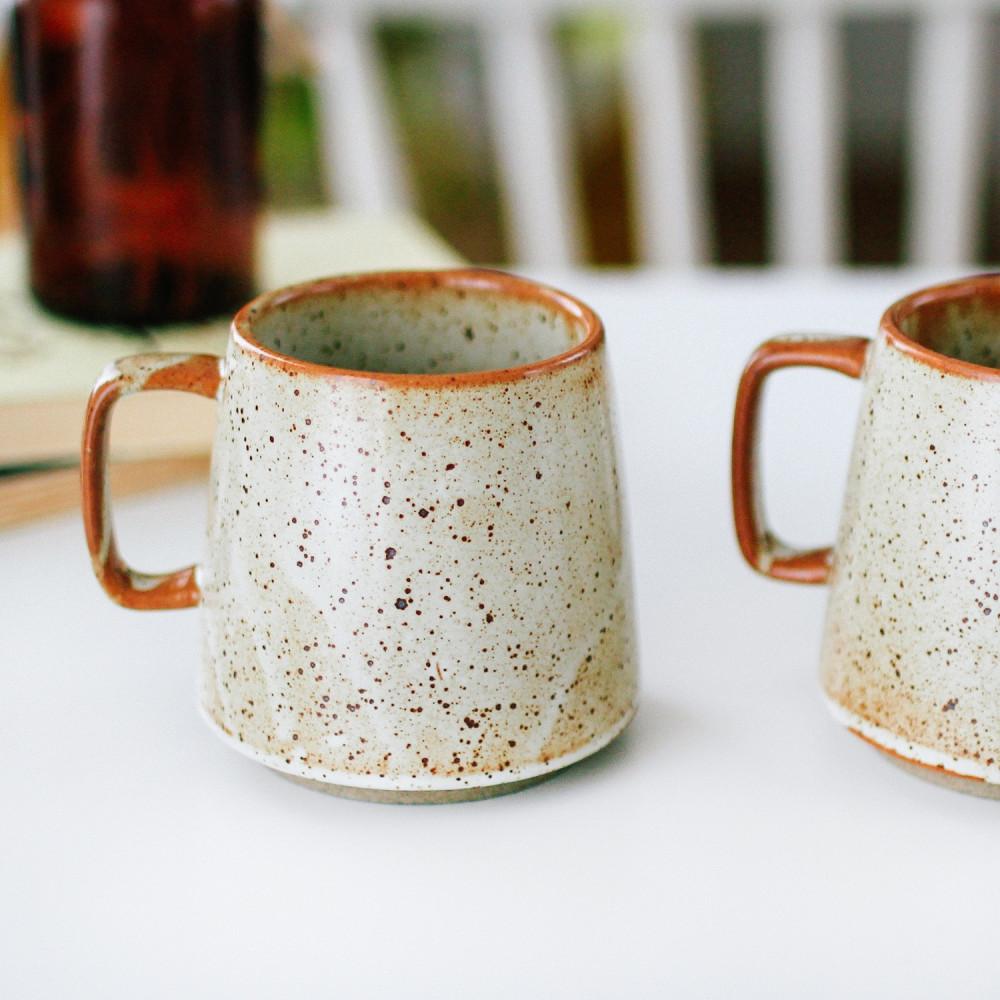 كوب قهوة شغل يدوي أكواب جميلة متجر هدية وظيفة  أدوات القهوة المختصة