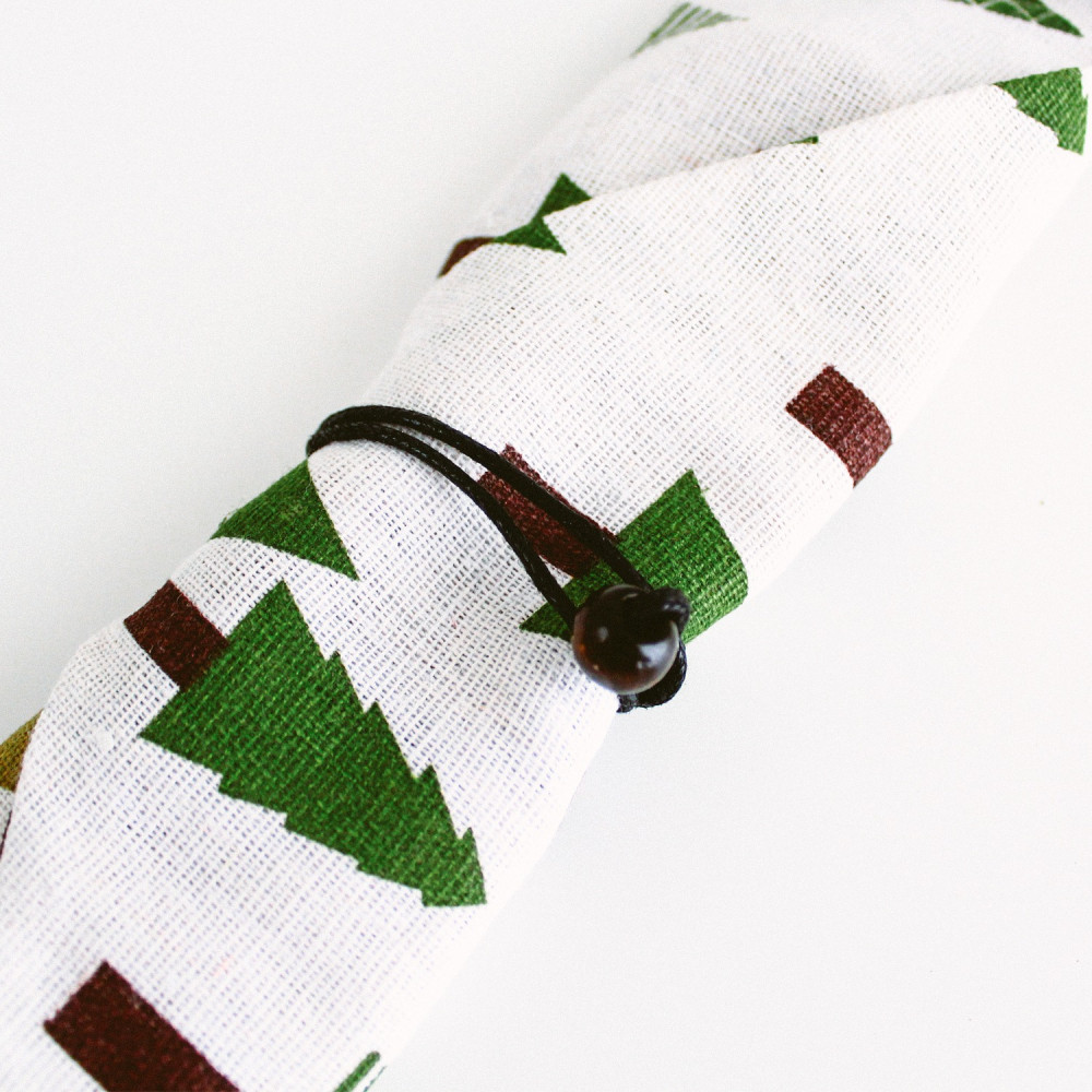 ملاعق خشب ملعقة شوكة سكين فيقن أدوات الطعام أدوات سفرة أواني نباتية
