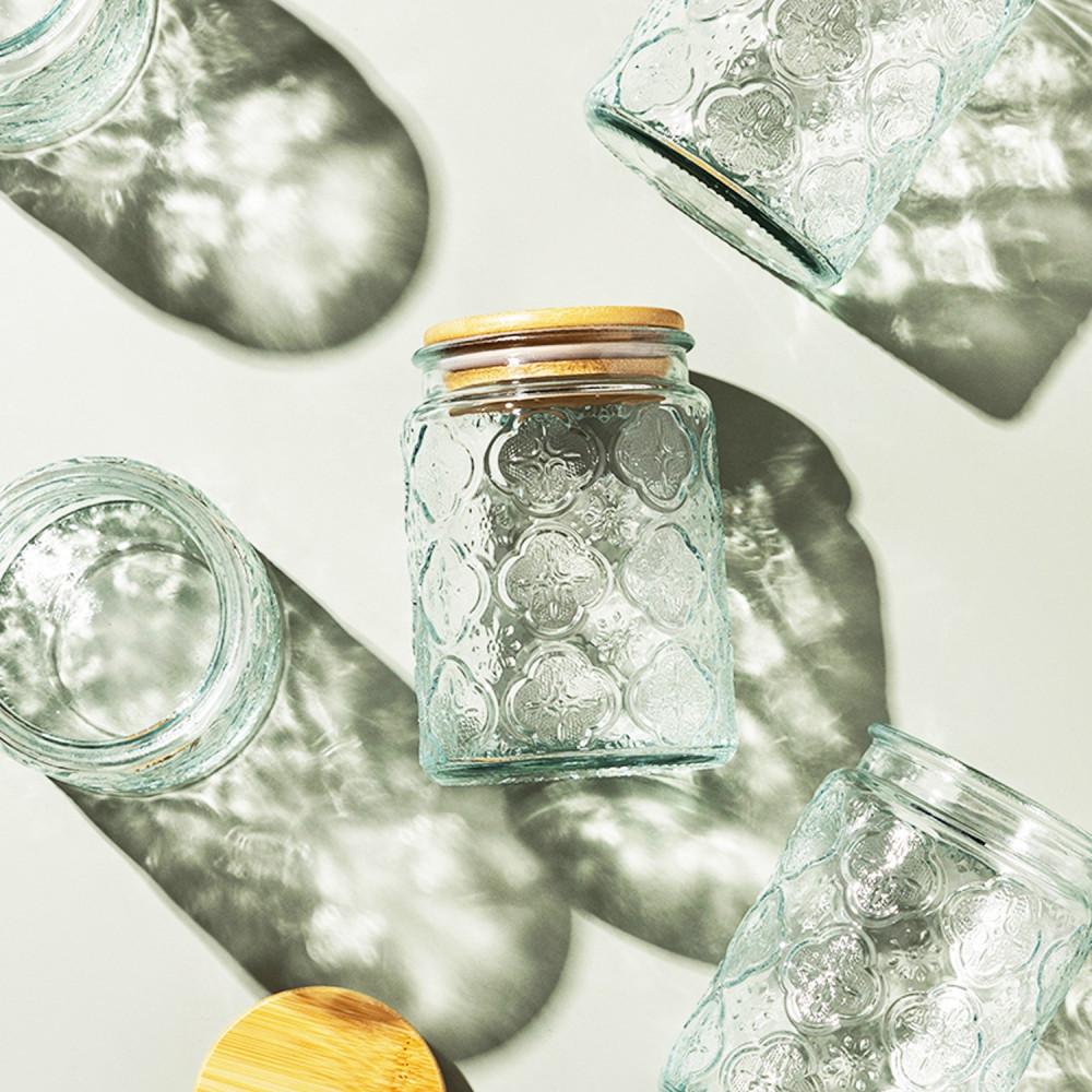 قارورة زجاجية زجاج ميسون مايسون جار طريقة ترتيب دواليب المطبخ خزائن
