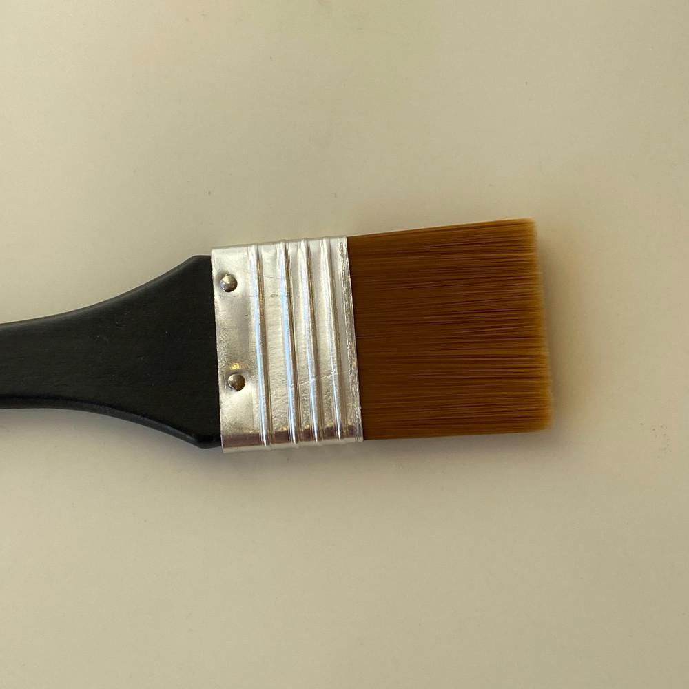 فرشاة رسم عريضة ماركة كيب سمايلنج Artiest brush by keep smilling