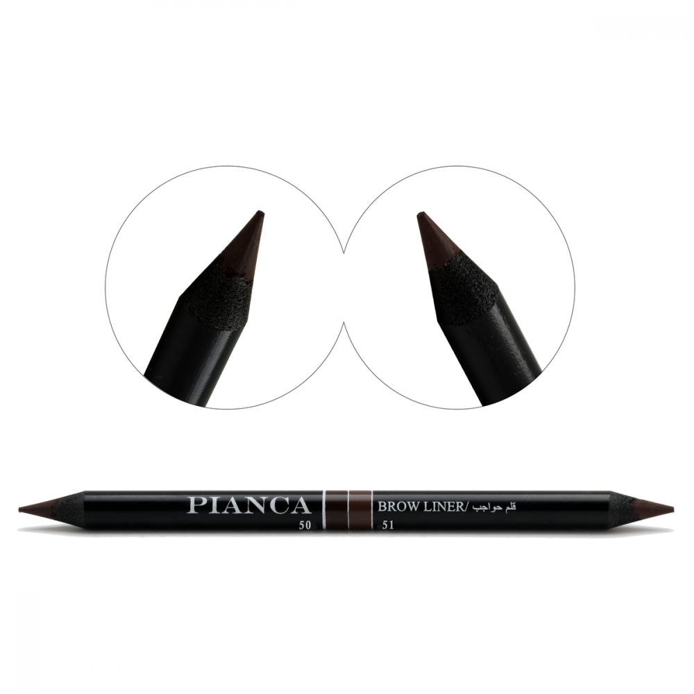 PIANCA Brow Liner Wooden  Pencil No50-51