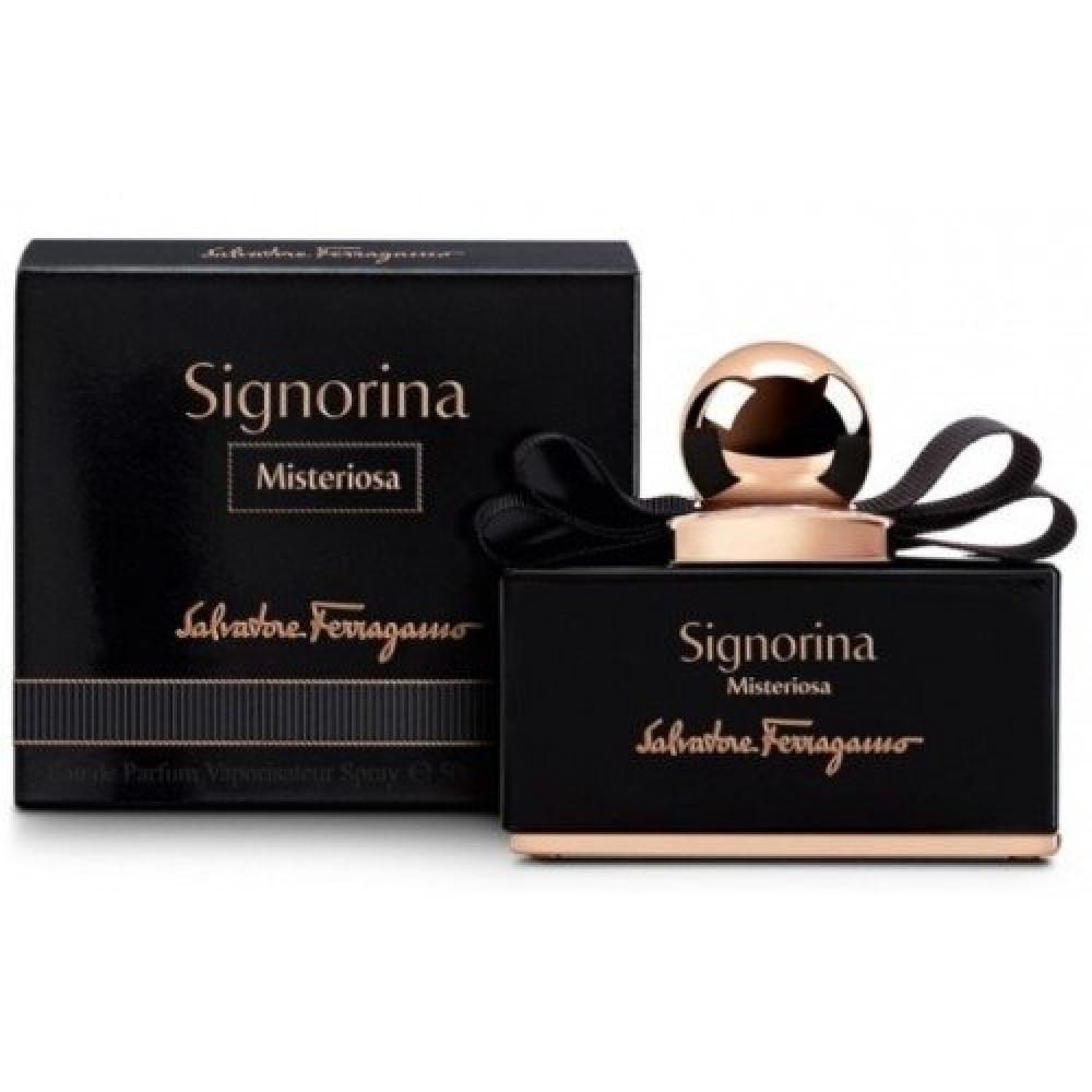 Salvatore Ferragamo Signorina Misteriosa Eau de Parfum 50ml متجر خبير