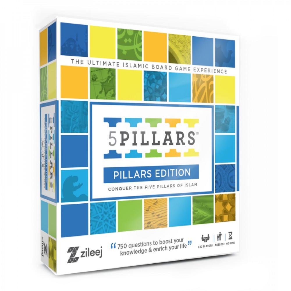 لعبة الأركان الخمسة للمعلومات الإسلامية, 5 PILLARS, Game