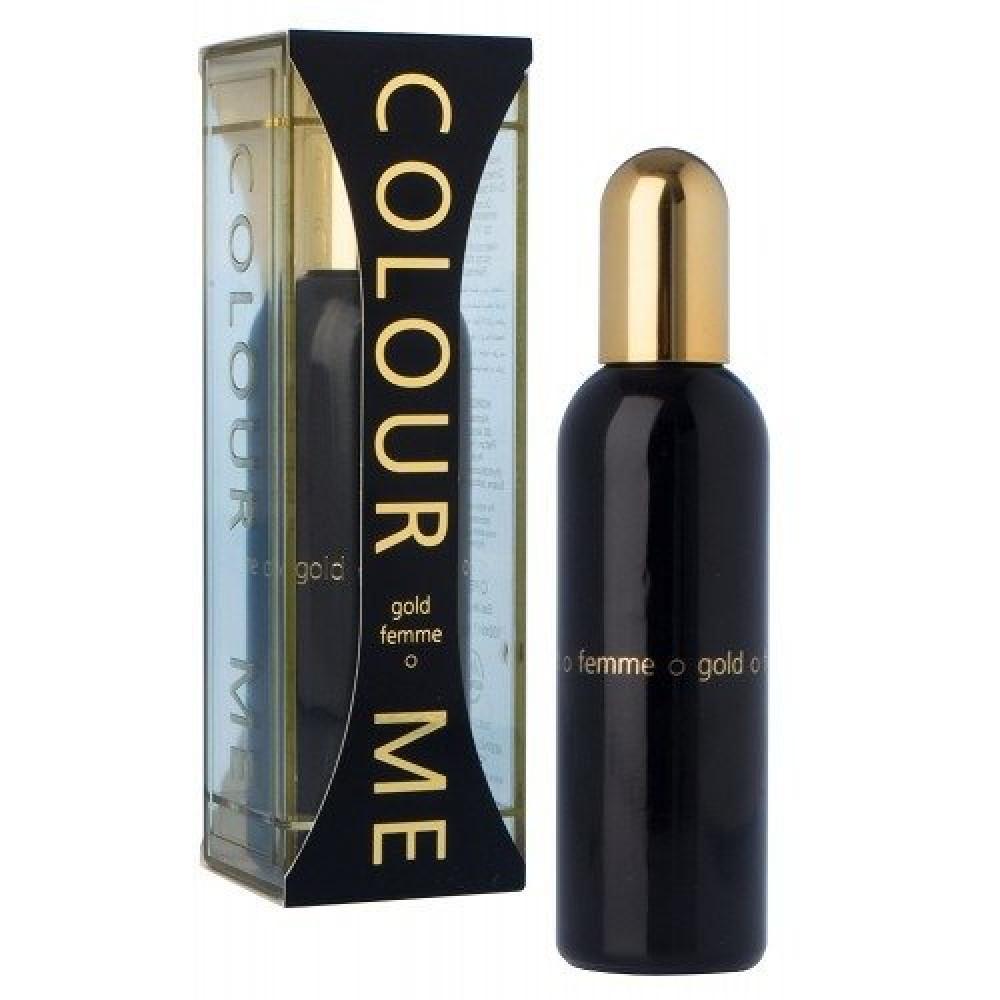 Colour Me Gold Femme Eau de Parfum 100ml  متجر خبير العطور
