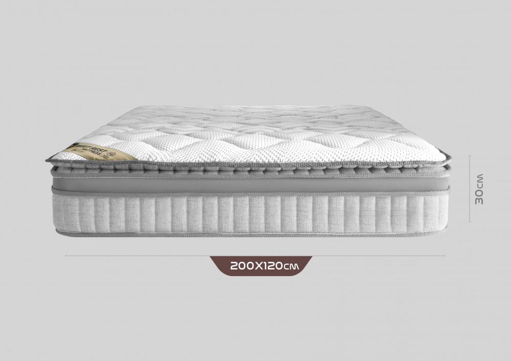 مراتب سرير - ضمان 10 سنين