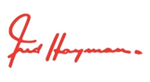 Fred Hayman - فريد هايمان