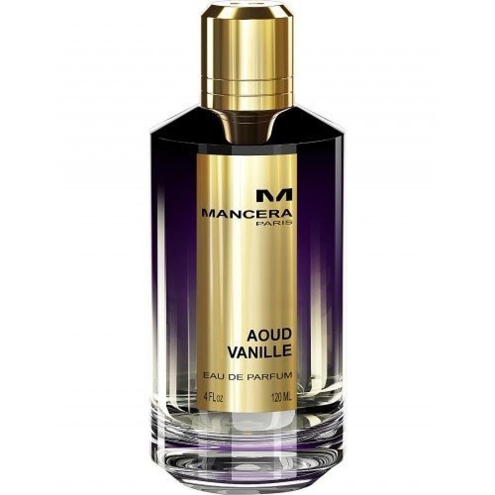 Mancera Aoud Vanille Eau de Parfum 120ml خبير العطور