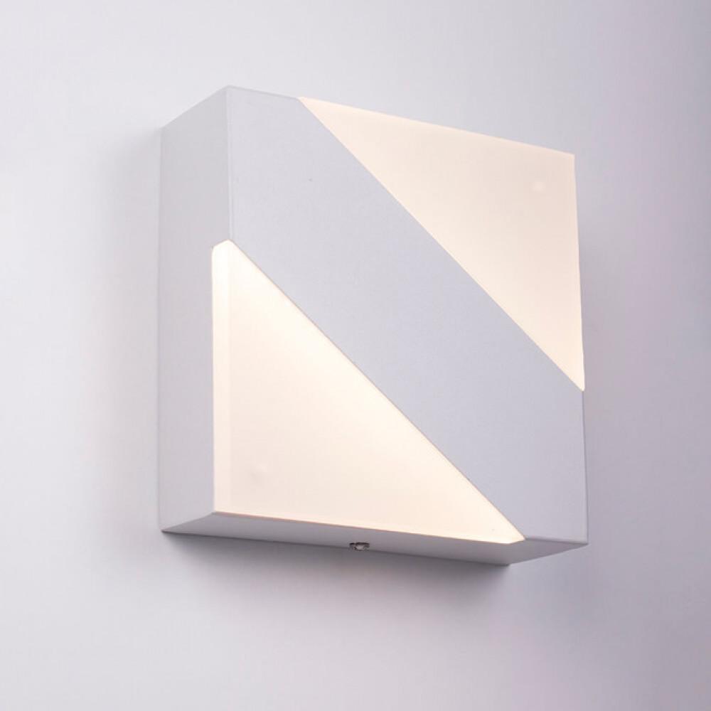 إضاءة غرف نوم مودرن راقي مربع LED  - فانوس