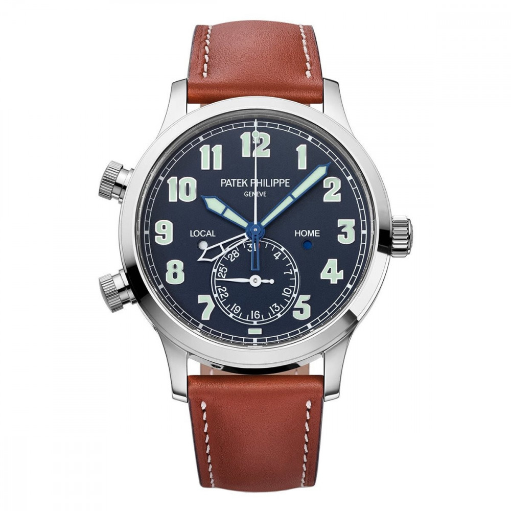 ساعة باتيك فيليب Calatrava Pilot الأصلية 5524G