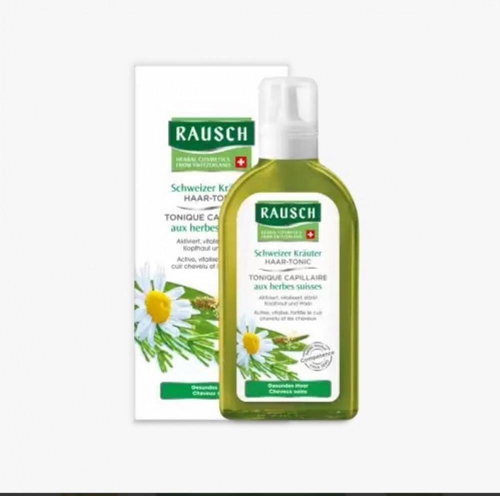 راوش مقوي الشعرالعادي بالاعشاب السويسرية 200مل راوش RAUSCH