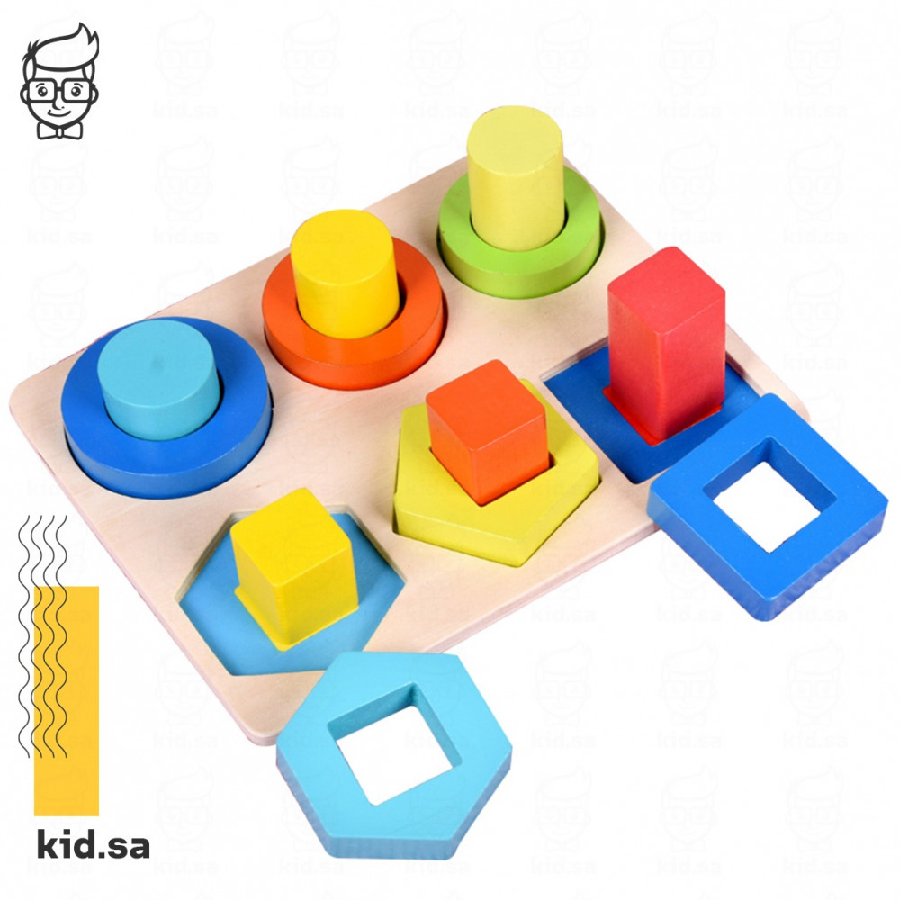 لعبة تركيز في الالوان للاطفال