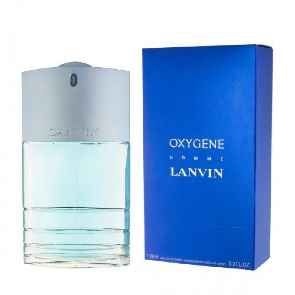 Lanvin Oxygene Homme for Men Eau de Toilette 100ml خبير العطور