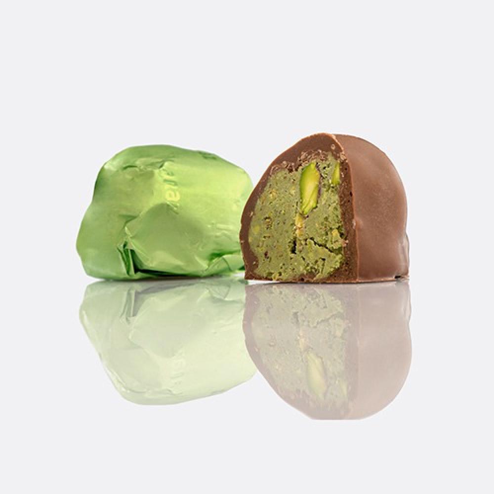 شوكولاتة بلجيكية بالفستق