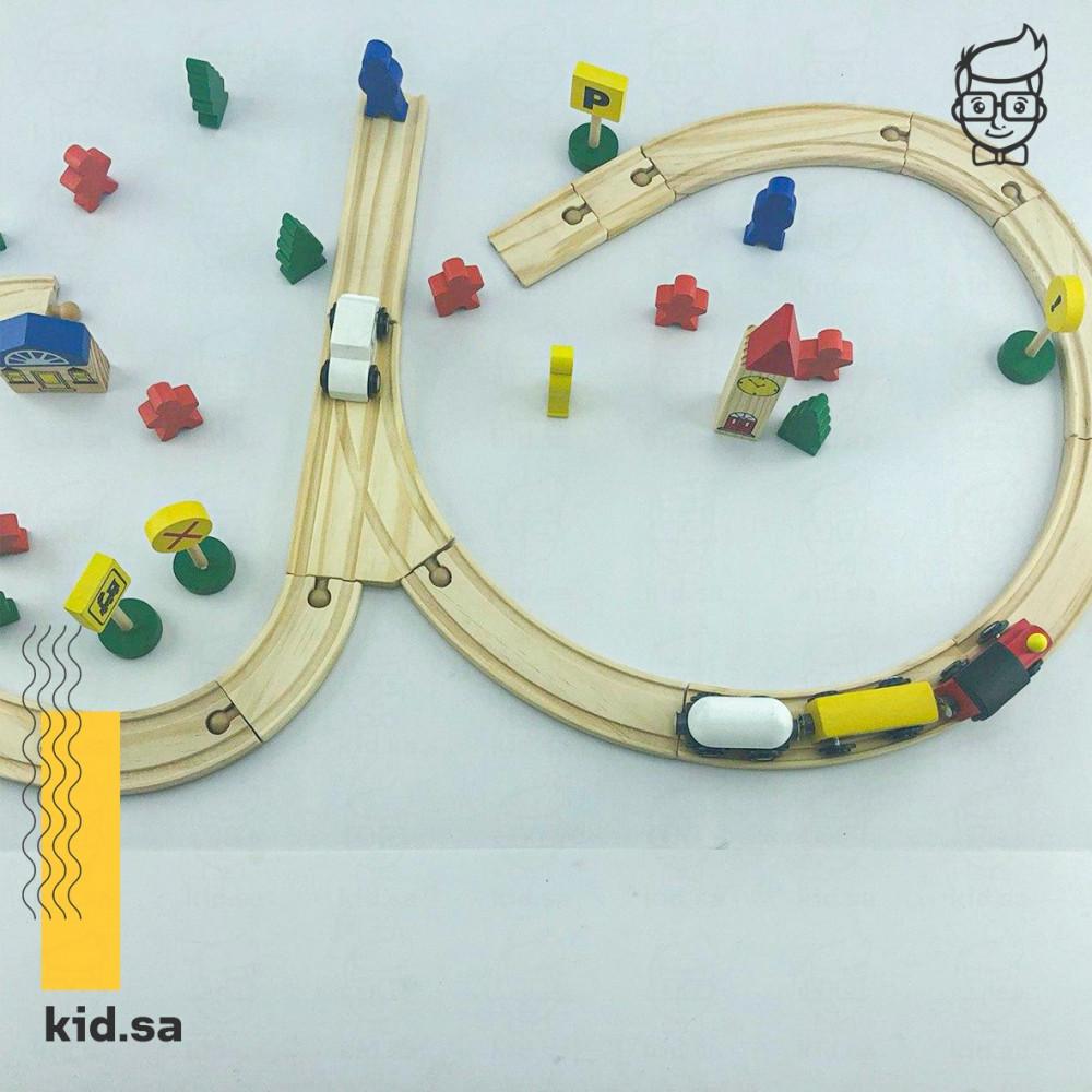 لعبة القطار للاطفل