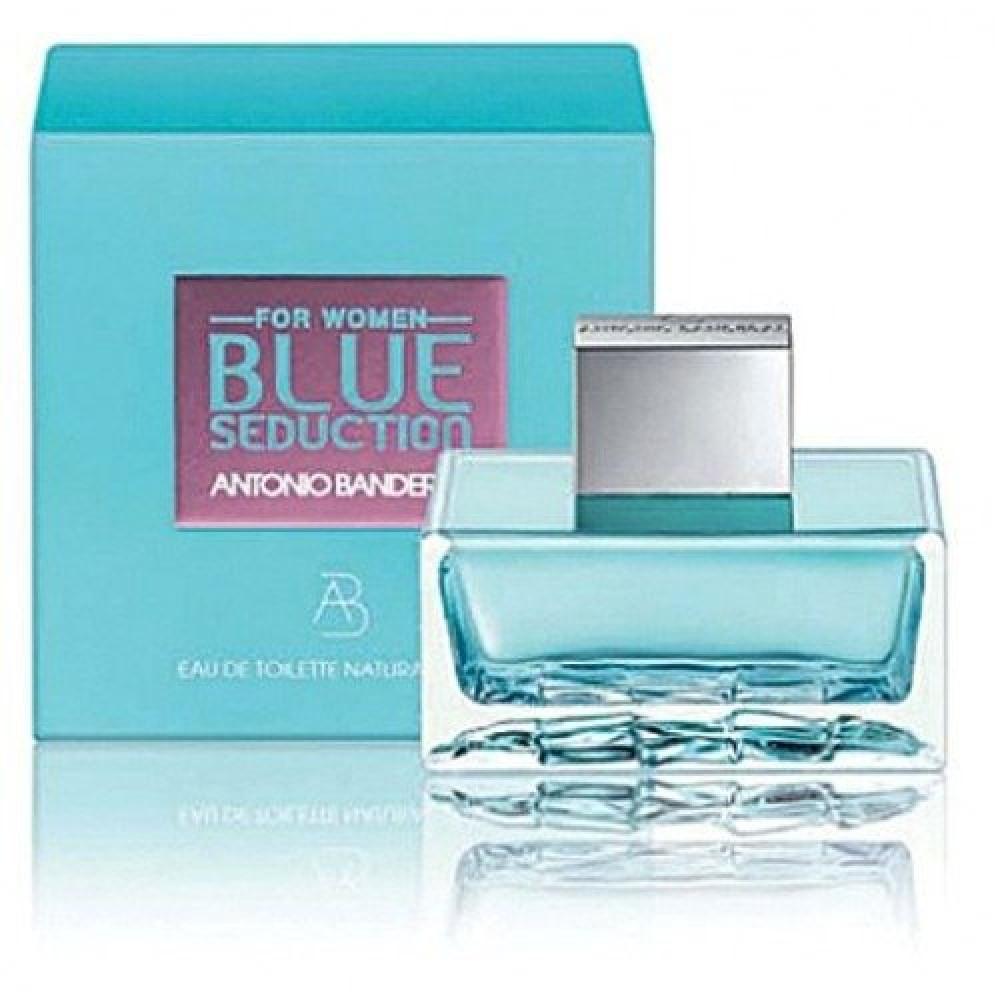 Antonio Banderas Blue Seduction for Women Toilette 100ml خبير العطور