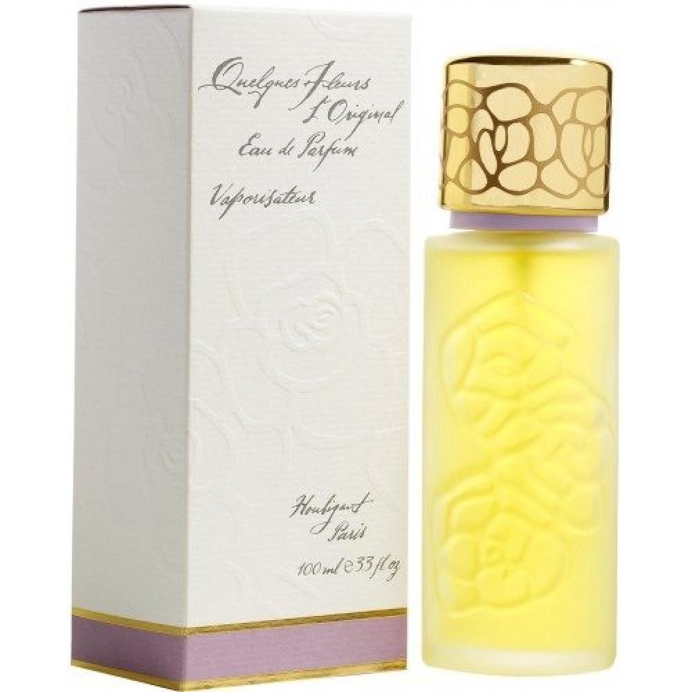Houbigant Quelques Fleurs Eau de Parfum 50ml خبير العطور