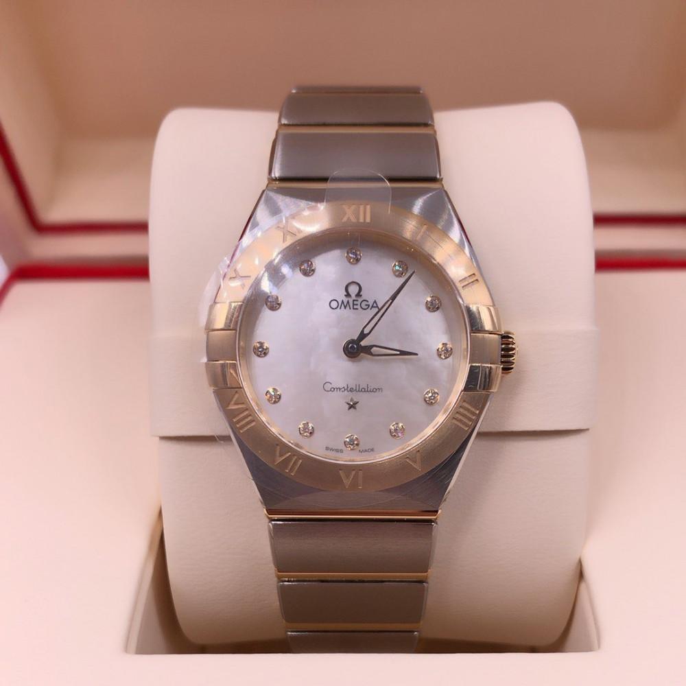 ساعة أوميقا كونستليشن الأصلية جديدة كليا