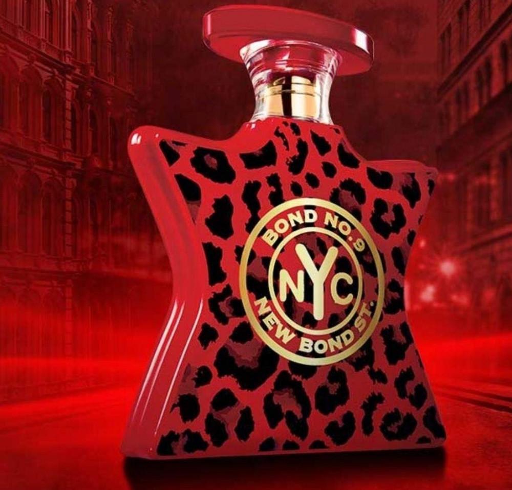 عطر بوند 9 الحصري نيو بوند ستريت Exclusive bond no9 new bond ST perfum