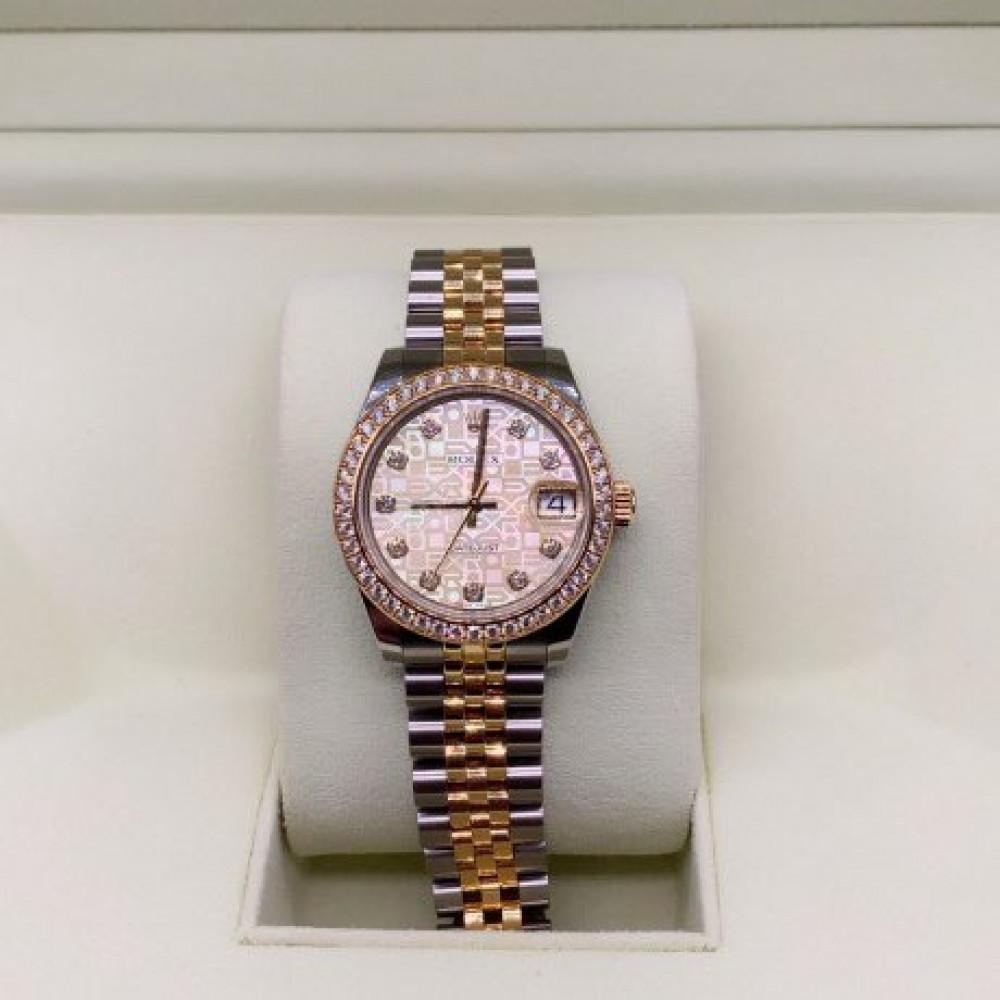 ساعة رولكس ديت جست أصلية فاخرة مستعملة