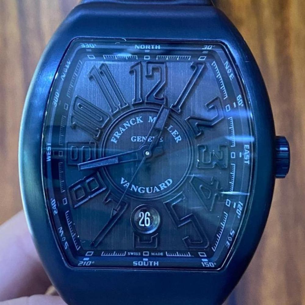 ساعة Franck Muller الأصلية جديدة كليا