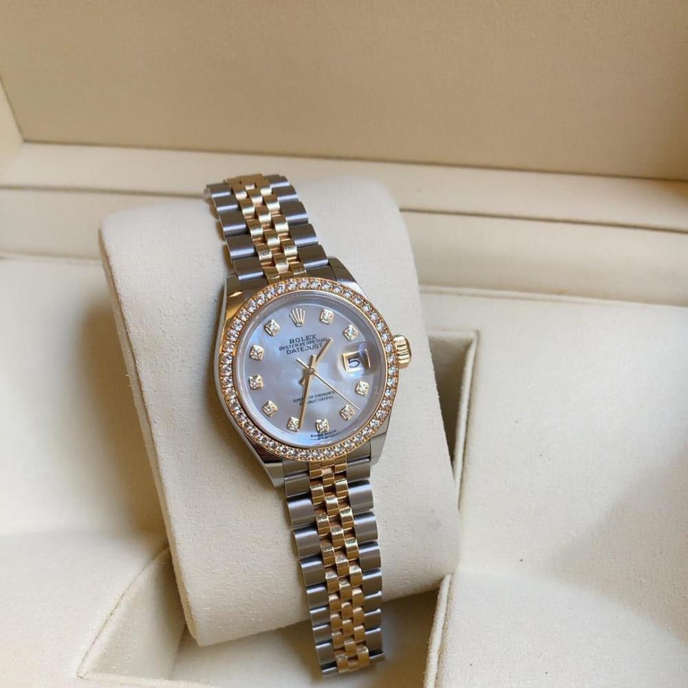 ساعة رولكس ديت جست الأصلية الفاخرة مستخدمة 279383
