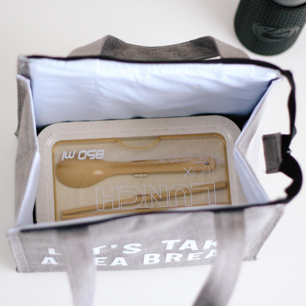حقيبة لانش بوكس حقيبة صندوق غداء حقيبة غداء للدوام حقائب لانش بوكس
