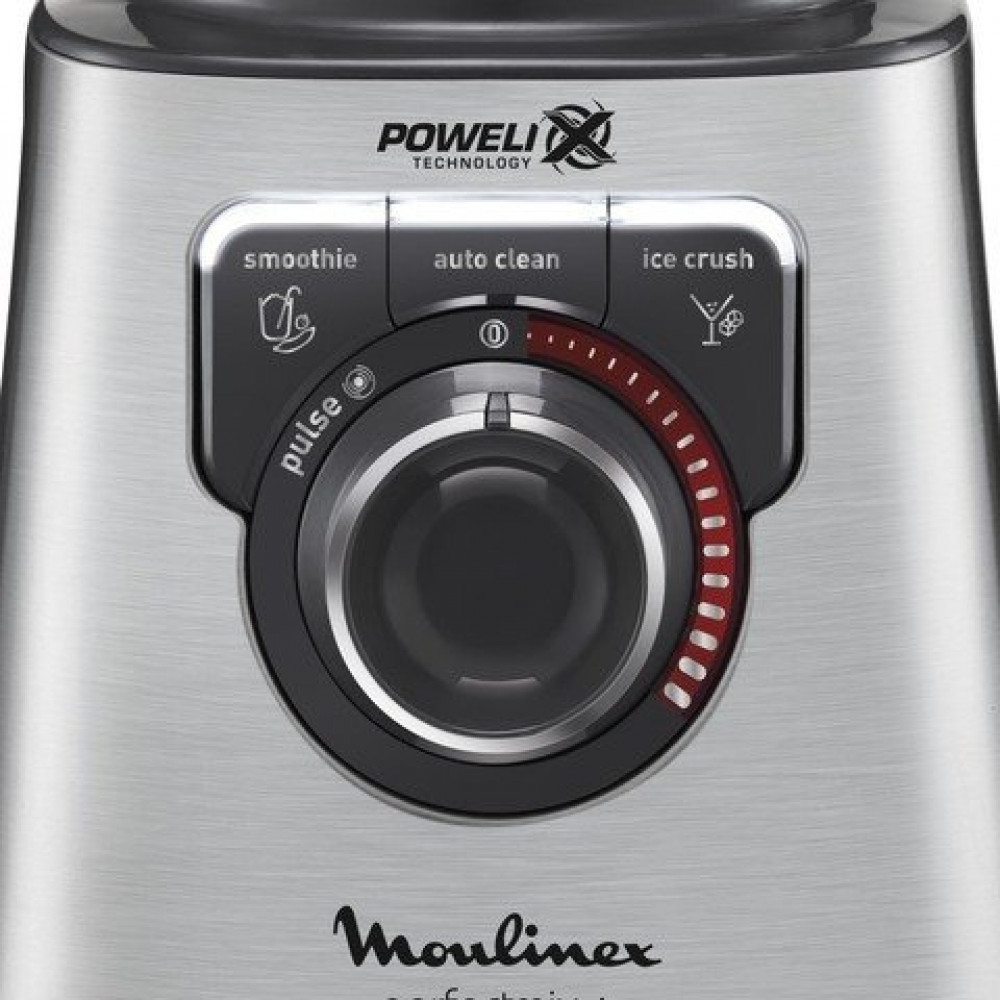 خلاط مولينكس 1200 واط 2 لتر Moulinex LM815D27