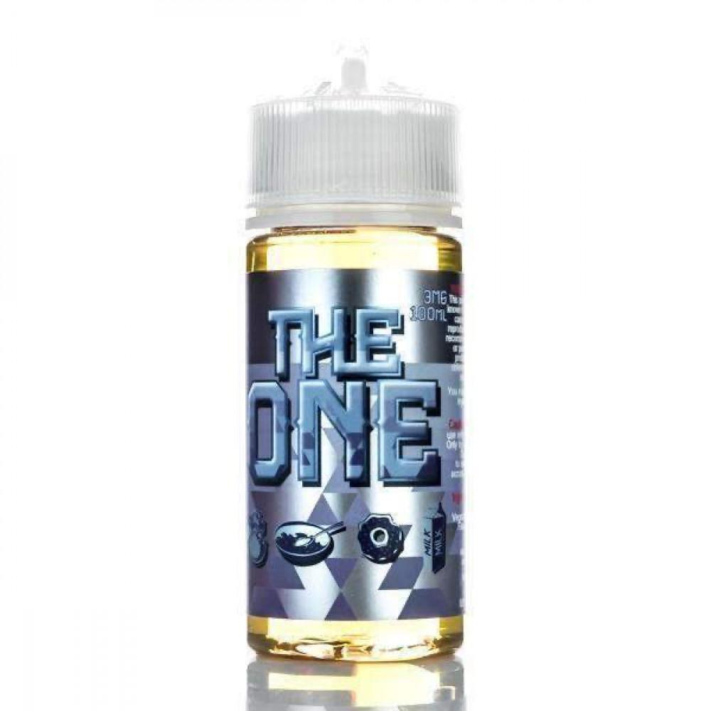 نكهةنكهة ذا ون -توت ازرق ذا ون -توت ازرق  - THE ONE BLUEBERRY  - 100ML