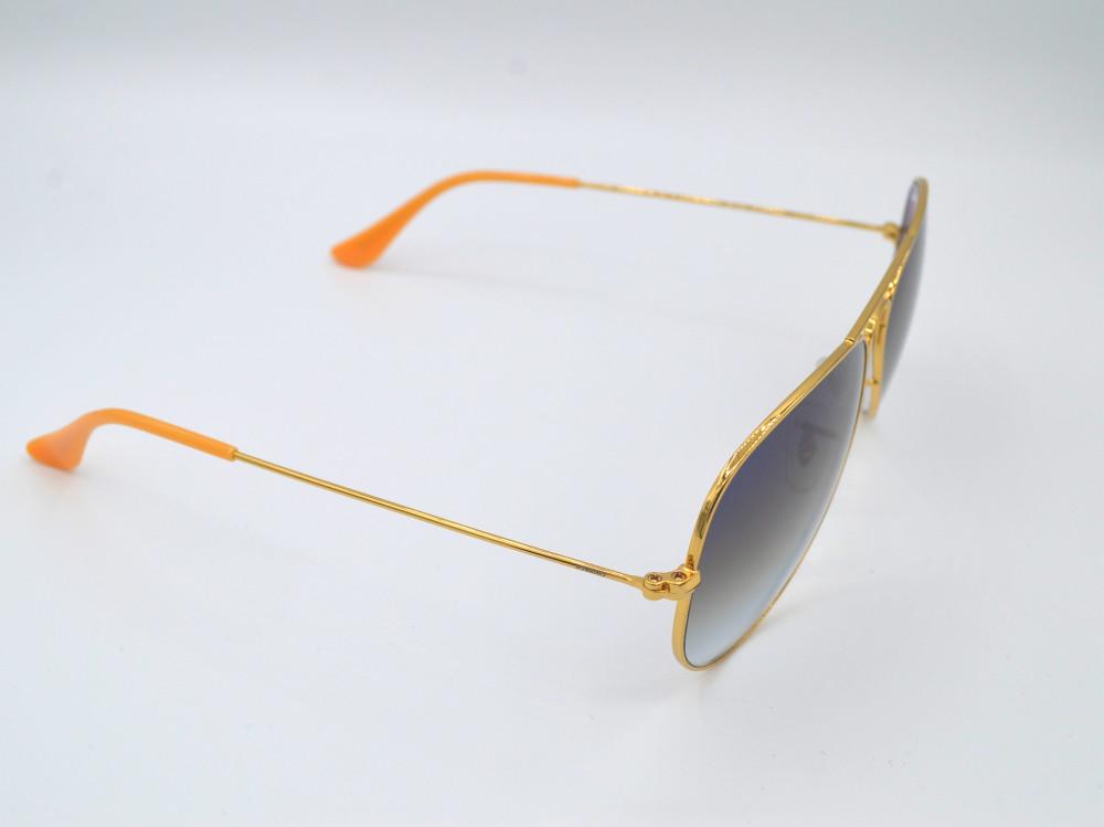 جوفانو JOVANO نظارة شمسية نسائية لون العدسة ازرق مدرج