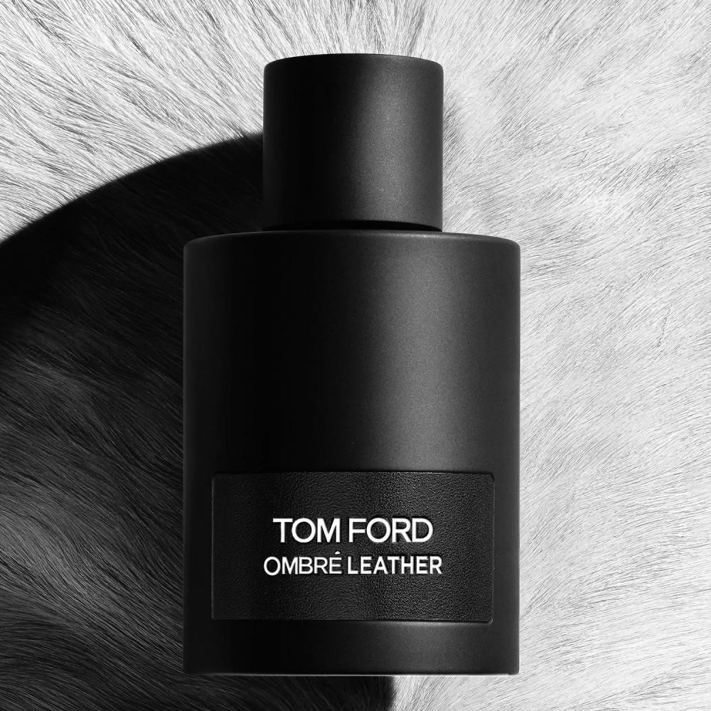 عنبر ليذر من توم فورد Tom Ford