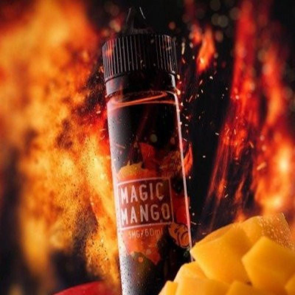 نكهة مانجو كراش - Mango Crush - نكهات شيشة فيب السعودية فيب الرياض
