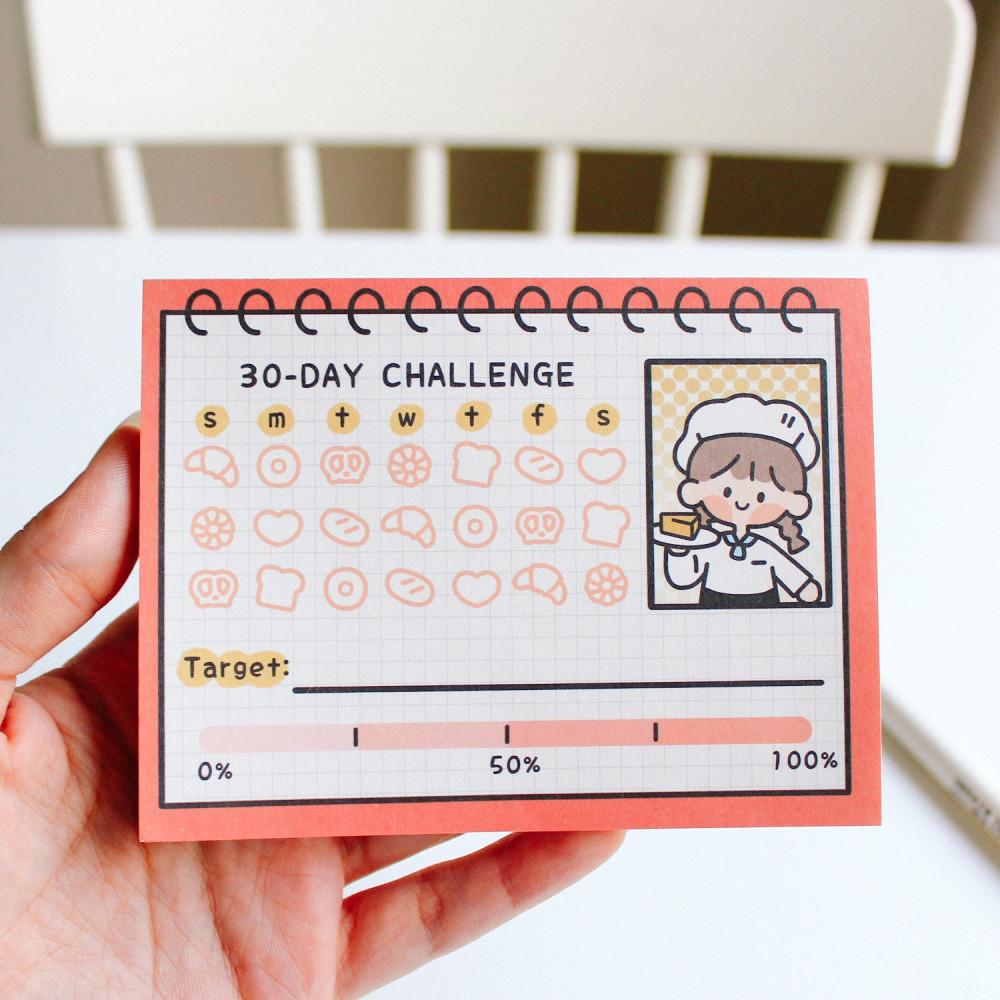 ورق ملاحظات منظم شهري طريقة تنظيم وصفات الرجيم كيف أنظم أكلي اليومي
