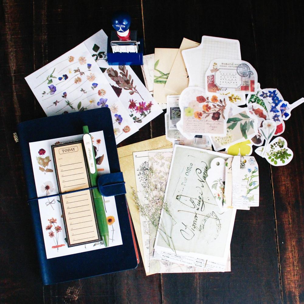 هدية هدايا متجر أفكار هدايا هدية نسائية دفتر ملاحظات أجندة كولاج متجر