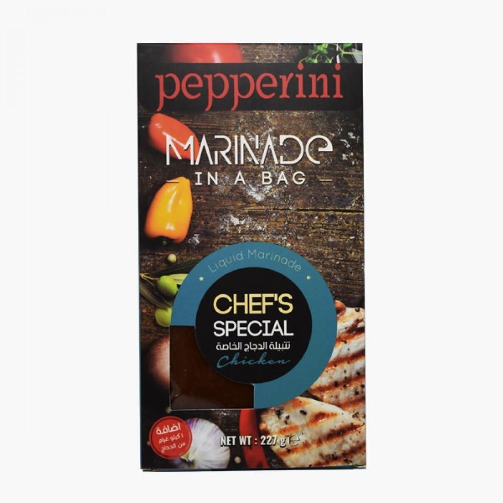 ببريني تتبيلة الدجاج الخاصة Pepperini Chef s Special Cheken Marinade