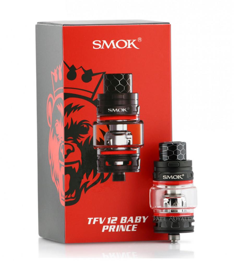تانك سموك بيبي برنس -  SMOK TFV12 BABY PRINCE