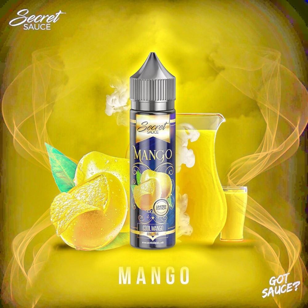 نكهة سيكرت صوص مانجو Secret Sauce MANGO