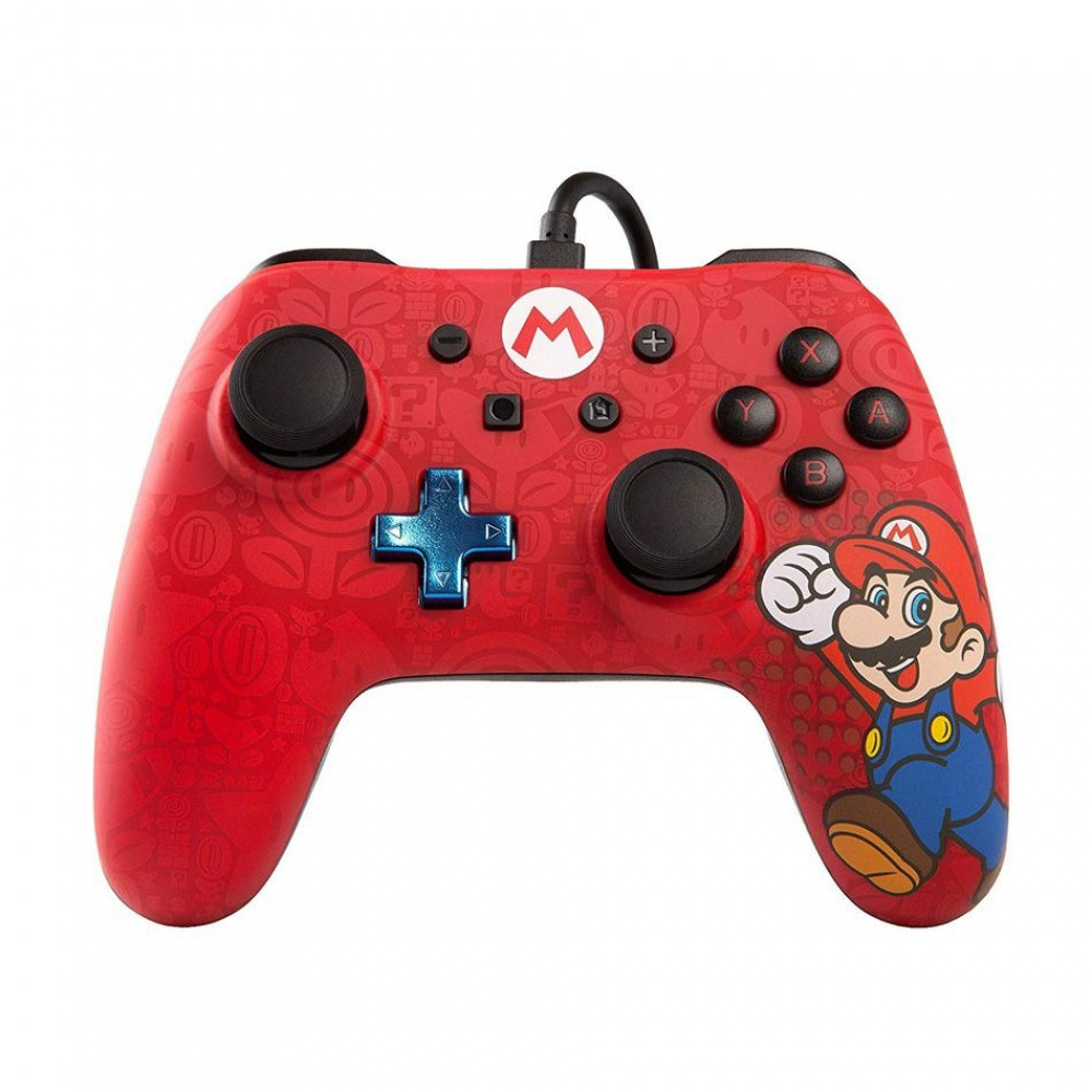 Nintendo Switch Wired Controller - Mario