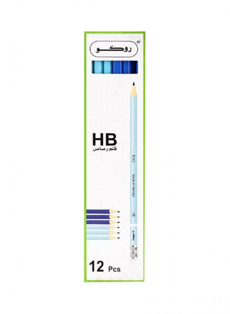 قلم رصاص روكو HB