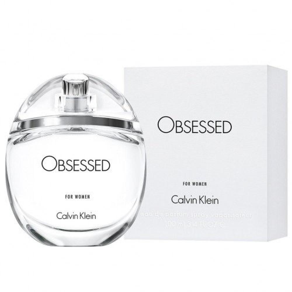 Calvin Klein Obsessed for Women Eau de Parfum 100ml خبير العطور