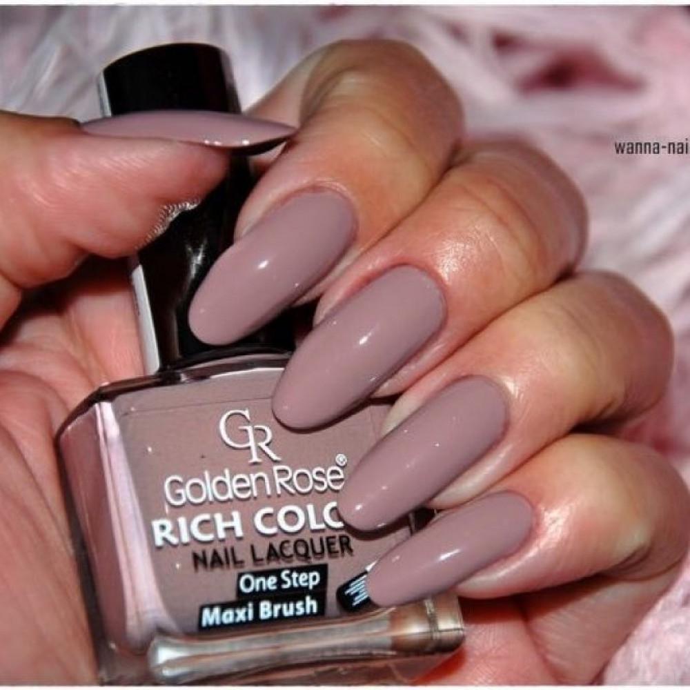 مناكير قولدن روز ريتش كلور رقم 05  GOLDEN ROSE Rich Color Nail Lacquer